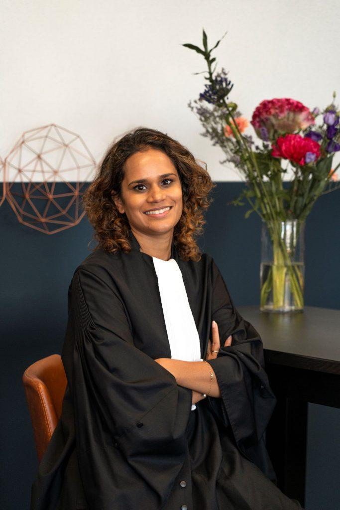 Advocaat Reena Bissumbhar